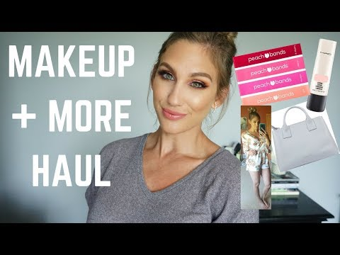 COLLECTIVE HAUL │ MAKEUP, FITNESS, FASHION + MORE