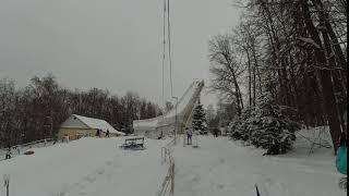 Обучение сноуборду и горным лыжам в Казани XFREEDOM ______YDXJ1111