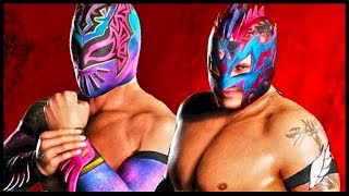 Lucha Dragons vs Andre The Giant !