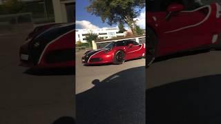 Audi R8 - Alfa Romeo 4c - Prime Car Wash Switzerland