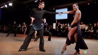 Ben Jones - Amy Dowden | Assen 2015 | Amateur Latin - R2 R