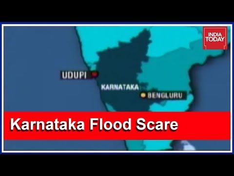Karnataka On High Alert As Heavy Rains Predicted In Udupi, Kodagu, Dakshina Kannada