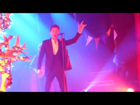 The Killers 10 Yr. Extravaganza Sam's Town Movie & Opener On 10/1/16 HD