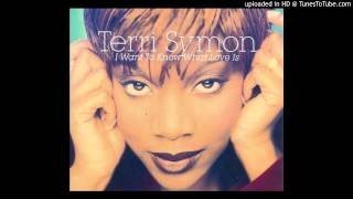 Terri Symon - I Want To Know What Love Is (Satoshi Tomiie Club Mix)