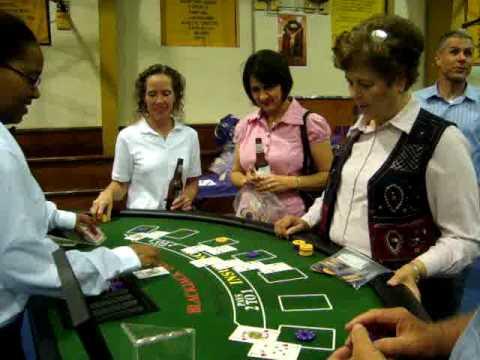 Poker Productions - Casino Party Louisiana