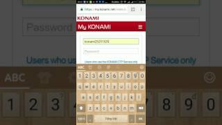Xóa Konami ID