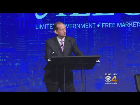 Secretary Of Labor Alex Acosta Speaks In Denver