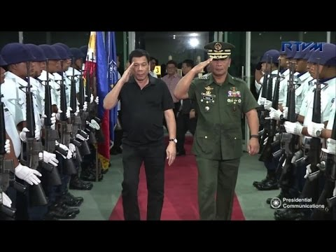 AFP news agency: Philippines' Duterte draws Hitler parallels