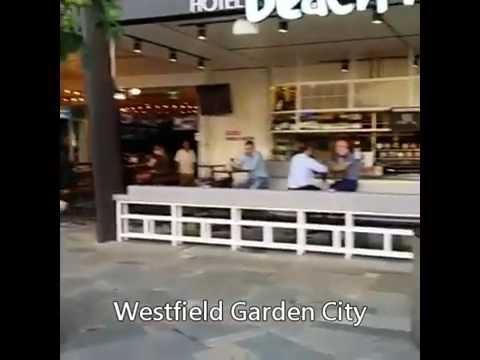 Brisbane Upper Mt Gravatt Shopping Centre Westfield Garden City
