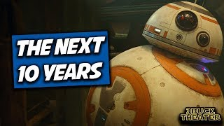 The next decade of Kathleen Kennedy's STAR WARS