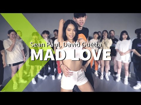 Sean Paul, David Guetta - Mad Love Ft. Becky G / HAZEL Choreography.