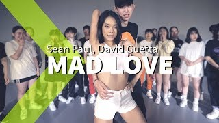 Sean Paul, David Guetta - Mad Love ft. Becky G / HAZEL Choreography.