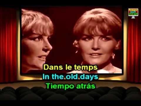 Dans Le Temps Petula Clark Downtown French...