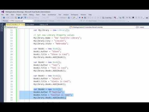 ASPNET LINQ Query List