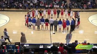 USF Women's Basketball vs Indiana Wesleyan thumbnail