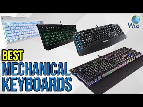 10 Best Mechanical Keyboards 2017