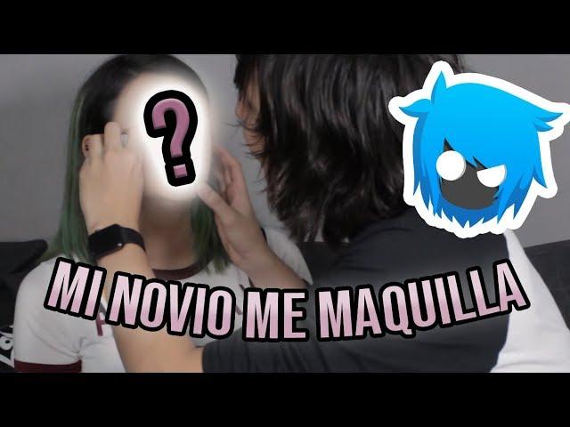 MI NOVIO ME MAQUILLA | MISSASINFONIA MAKEUP ARTIST