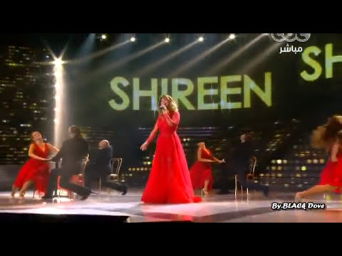 Sherine - Mashaer On Stage / شيرين - مشاعر على المسرح