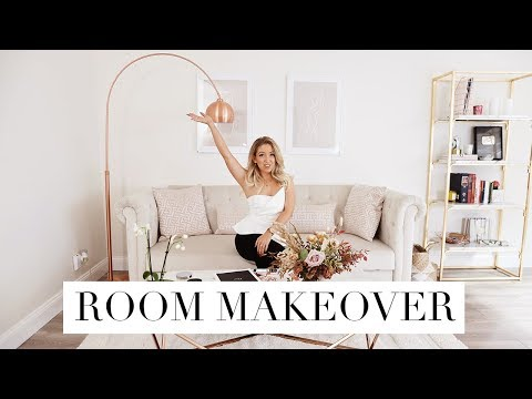 moving-vlog:-living-room-makeover-(before-+-after)-|-la-diaries-#7