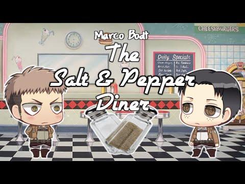 The Salt & Pepper Diner