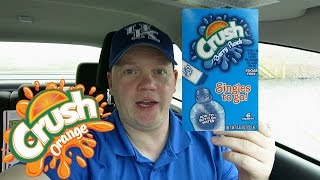 Reed Reviews Crush Berry Punch Singles To Go