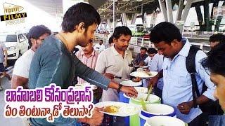 prabhas food diet during baahubali 2 shooting filmy focus