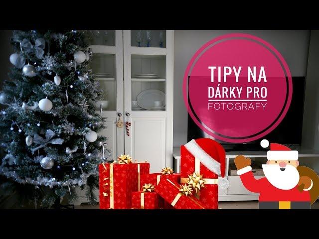 TIPY na vánoční DÁRKY pro FOTOGRAFY