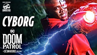 Doom Patrol | Cyborg | DC Universe | The Ultimate Membership