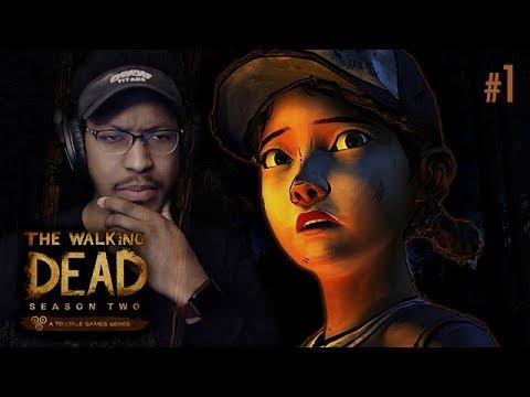 UMM... WHERE AM I?! | The Walking Dead: Season 2 | #1