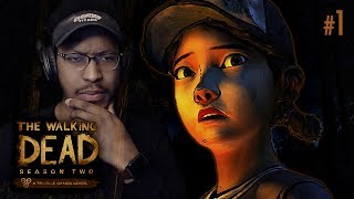 UMM... WHERE AM I?!   The Walking Dead: Season 2   #1