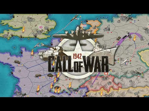 Full-Scale Axis Invasion Of Europe, WWII Begins | Call Of War Grand Strategy Game