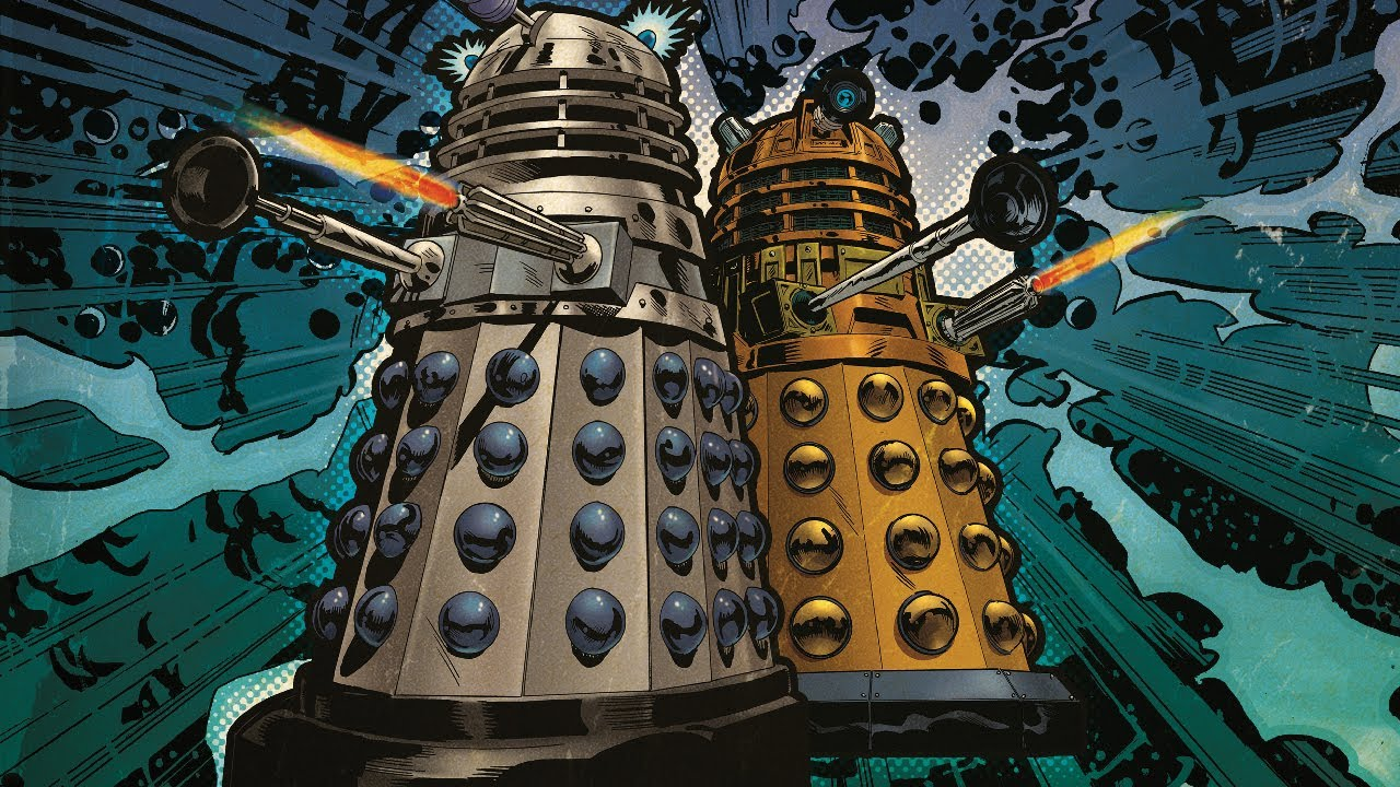 Dalek Terror! (Extract) | Record Store Day | Doctor Who