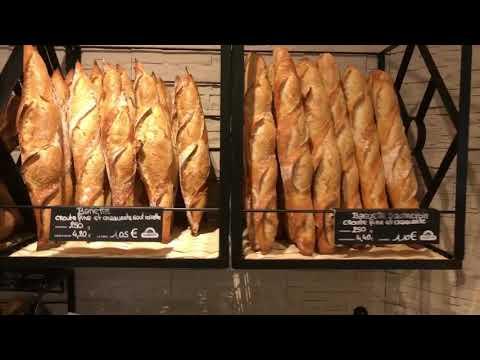 Le pain de tradition française