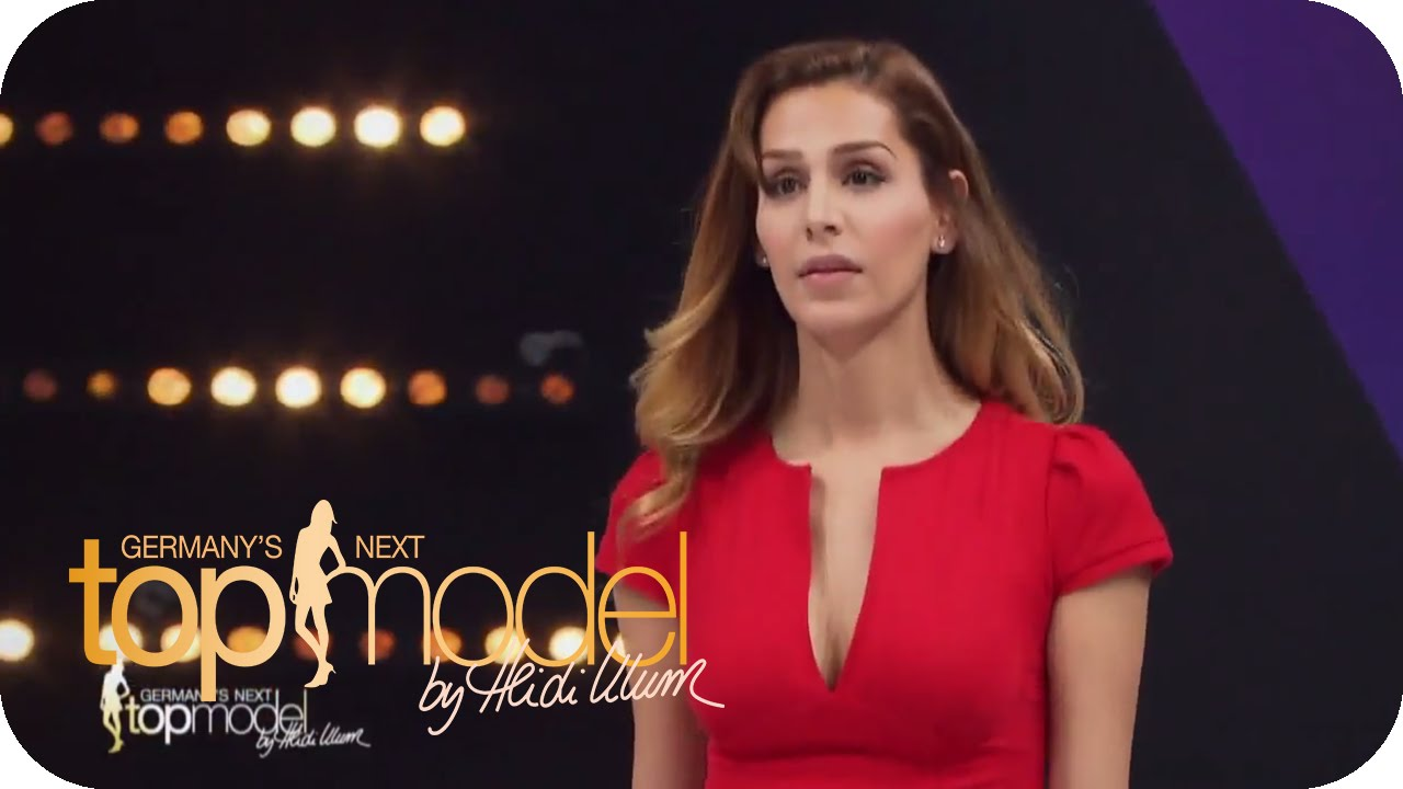 Can find lesbian on germans next top model