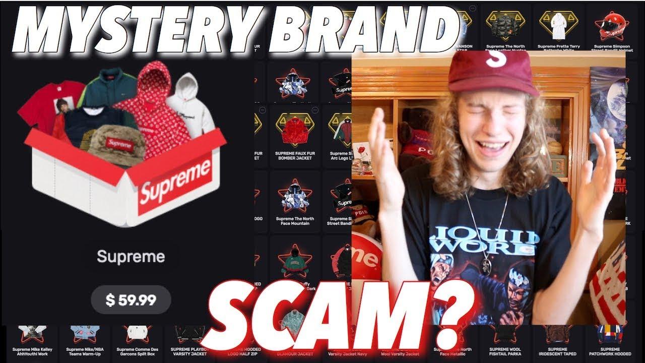 Mystery Brand