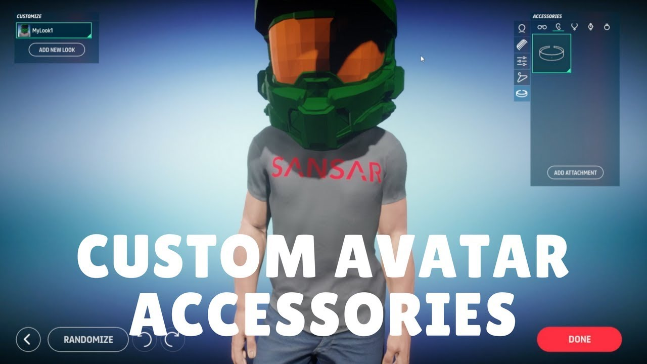 New World Notes: Sansar Tutorial for Custom Avatar