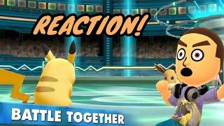 Pokémon Let's Go Pikachu & Eevee Gym Leader Trailer Reaction!