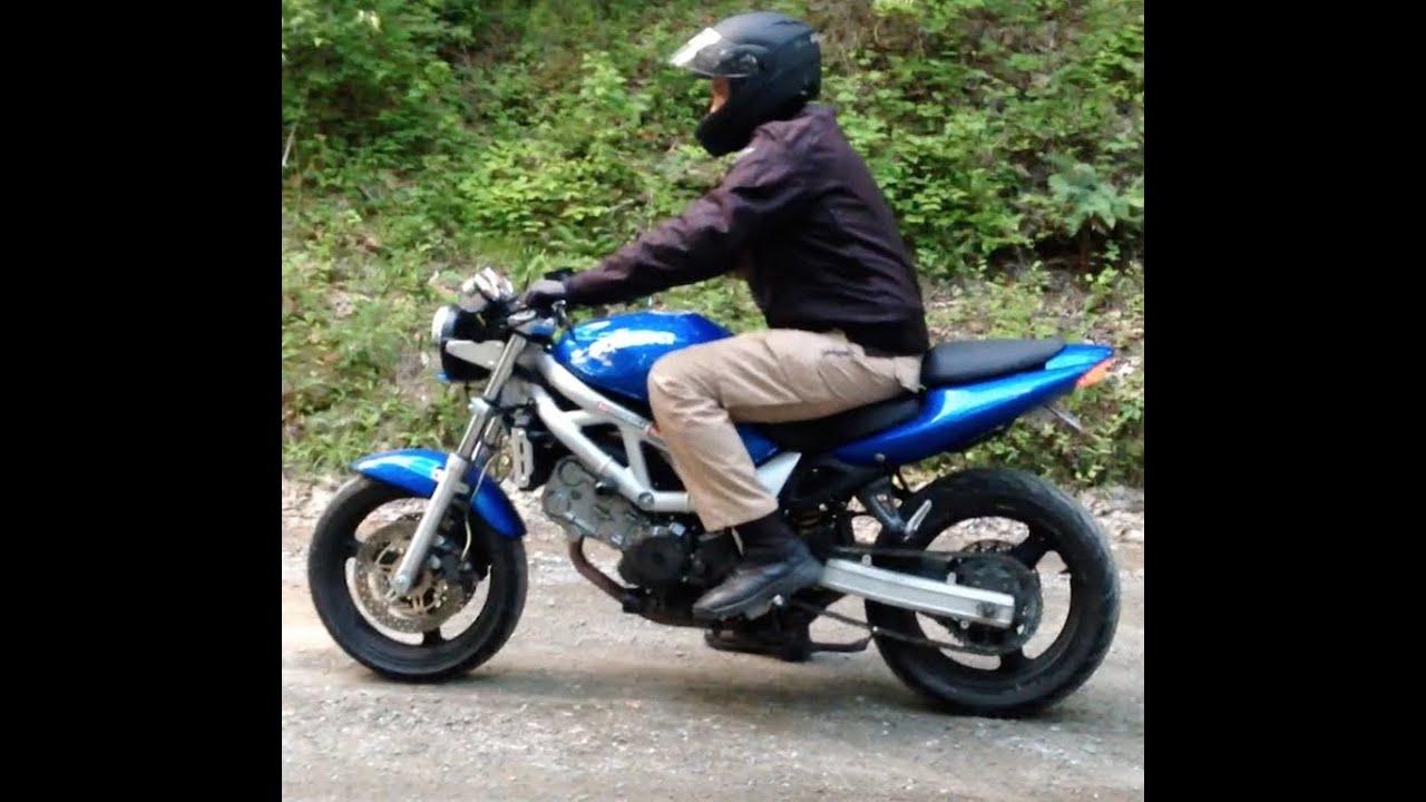 Suzuki Mstraight Pipes