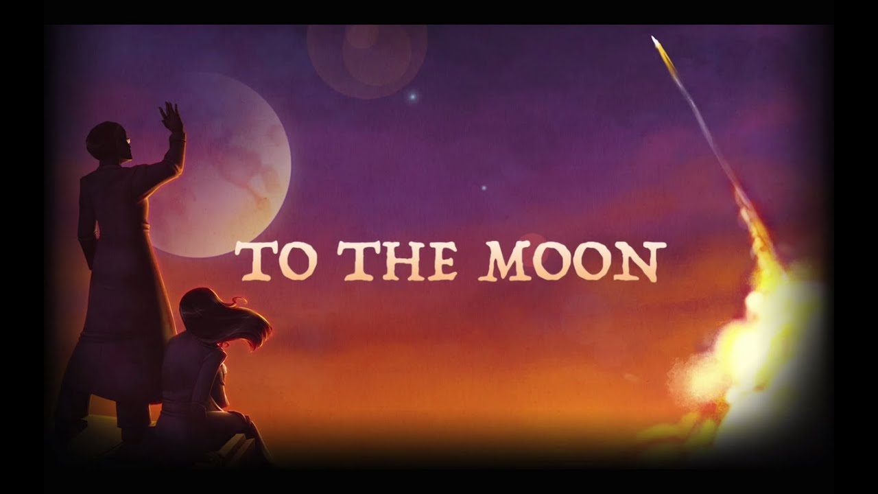 To The Moon Everything S Alright Piano Version Youtube