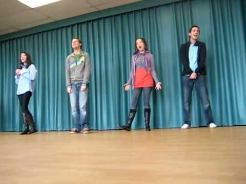 Be My Friend (The Facebook Song) from Edges (by Pasek and Paul)