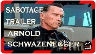 Trailer Sabotage Arnold Schwarzenegger (2014) II Trailer pelicula Arnold Schwarzenegger Sabotage