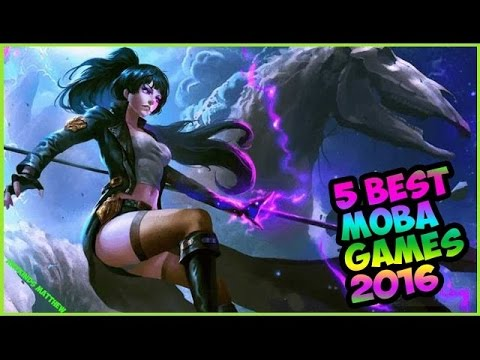 5 Best MOBA Games For Android And IOS 2016