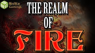 The Realm of Fire (Aqshy) - Travelling Through the Realms Ep 1