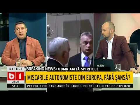 DOSAR DE POLITICIAN - UDMR VREA AUTONOMIA TRANSILVANIEI