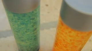 How To Make A Homemade Lava Lamp - Let's Craft With Modernmom