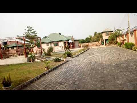 Amazing Bungalow on 3plots of Land.Awoyaya,Ajah,Lagos Nigeria.Call +2348056502693