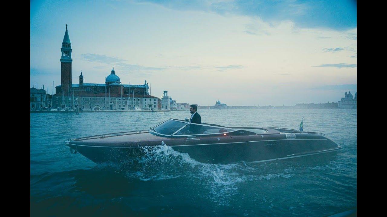 Luxury Yacht - A superb short film with a masterful interpretation by Pierfrancesco Favino