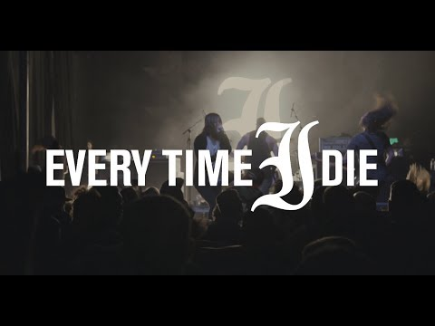 Every Time I Die (Partial Set) {4K} @ Observatory OC