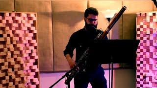 JOSÉ LUIS HURTADO | The Untitled 1b+ | bassoon and fixed media | Ben Roidl-Ward, bassoon
