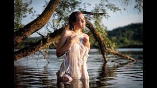 Как молодка по воду ходила - музыка и красивые девушки